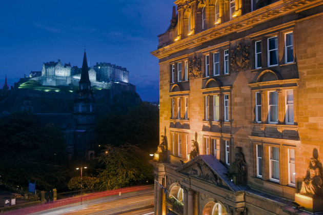 Waldorf Astoria Edinburgh - The Caledonian Hotel 1