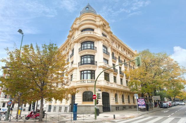 innside madrid genova hotel madrid from 136