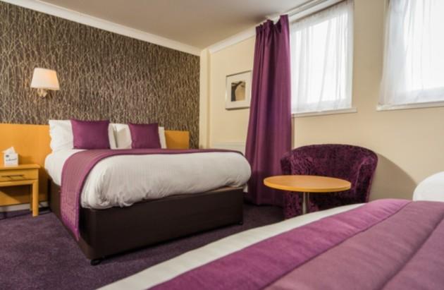 Best Western Summerhill Hotel Suites Aberdeen