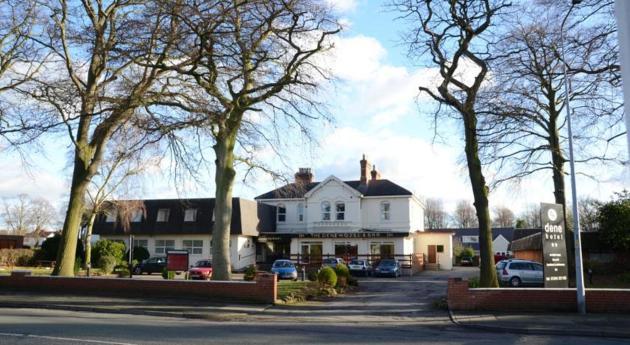 The Dene Hotel, Chester Hotel 1