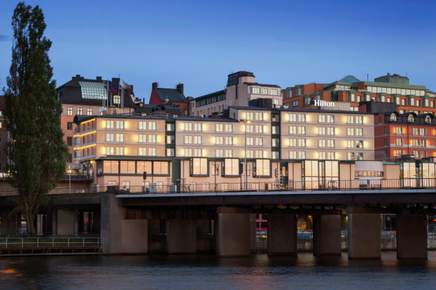 Hotel Hilton Stockholm Slussen 1