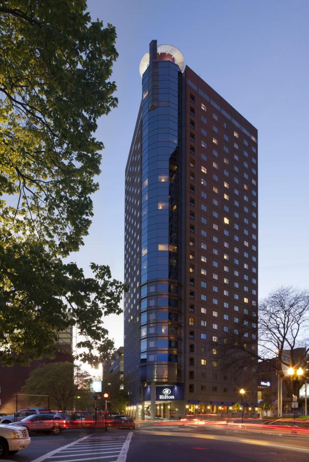 Hilton Hotels Near Boston Convention Center