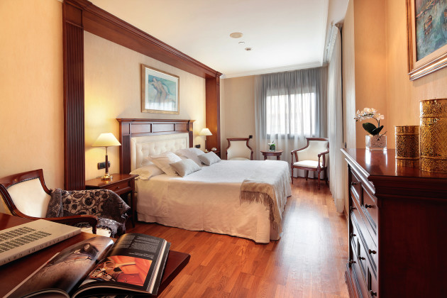 Hotel Apartaments-hotel Hispanos 7 Suiza 1