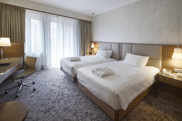 Hotel Hilton Milan 1