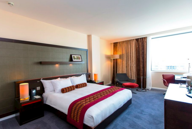 Hotel Hilton London Canary Wharf 1