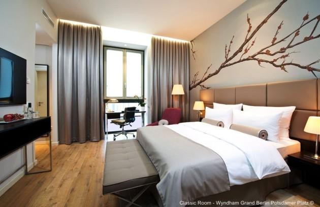 Hotel Crowne Plaza Berlin - Potsdamer Platz 1