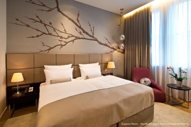 Hotel Crowne Plaza Berlin - Potsdamer Platz thumb-3