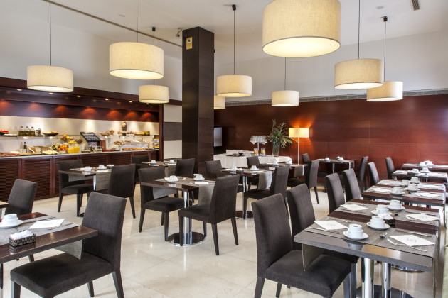 Hotel Zenit Borrell thumb-2