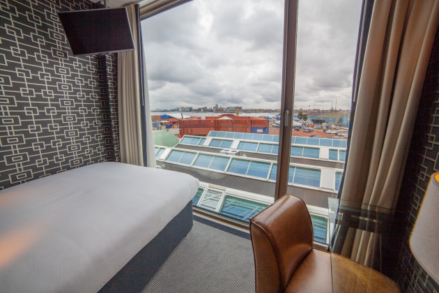 Doubletree By Hilton Hotel Amsterdam - Ndsm Wharf Hotel thumb-4