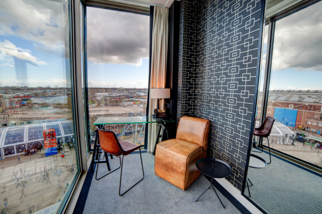 Doubletree By Hilton Hotel Amsterdam - Ndsm Wharf Hotel thumb-3