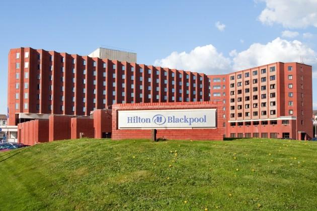 Hilton Blackpool Hotel thumb-3