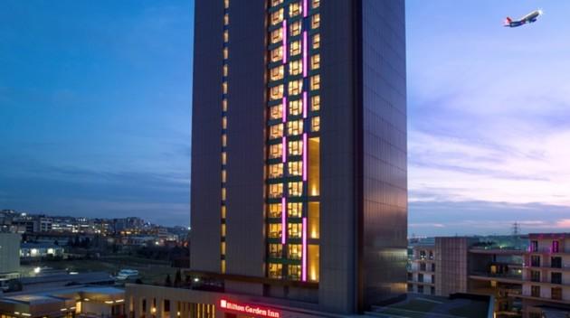 Hilton garden inn istanbul ataturk airport hotel istanbul for Paradise airport hotel istanbul