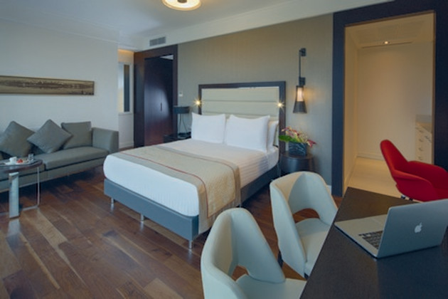 Hotel Moevenpick Hotel Istanbul Golden Horn thumb-3