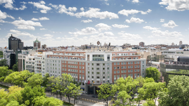 Hotel Intercontinental Madrid 1