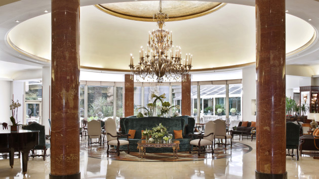 Hotel Intercontinental Madrid thumb-2