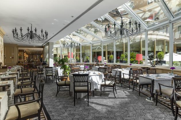 Hotel Intercontinental Madrid thumb-4