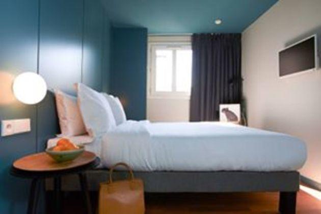 H tel 9hotel montparnasse paris partir de 72 for Hotel design montparnasse