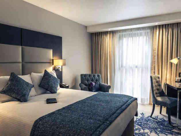 Mercure Edinburgh Haymarket Hotel 1