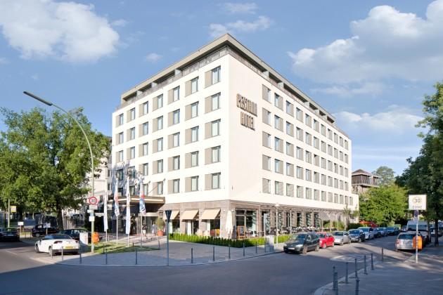 Hotel pestana berlin tiergarten berl n desde 141 rumbo for Hoteles diseno berlin