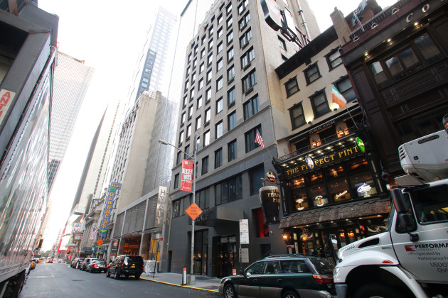 """"""" Made last minute plans to visit NYC for the weekend and needed a hotel near Penn Station. """" Had a last minute trip to New York come up and was looking for something as close to Times Square as possible without totally blowing the budget."""