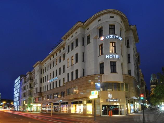 Hotel Azimut Hotel Kurfurstendamm Berlin thumb-3