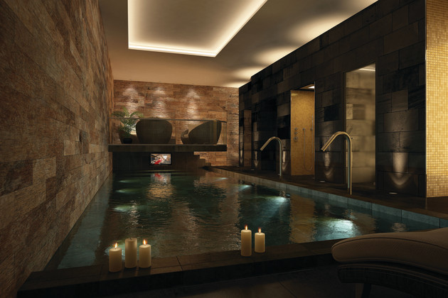 Doubletree by hilton hotel spa liverpool hotel liverpool from 71 for Liverpool hotels with swimming pool