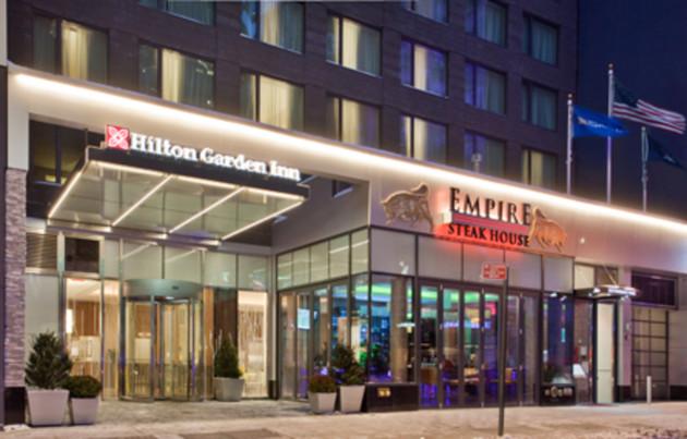 Hilton Garden Inn New York Central Park South Midtown West Hotel New York From 116