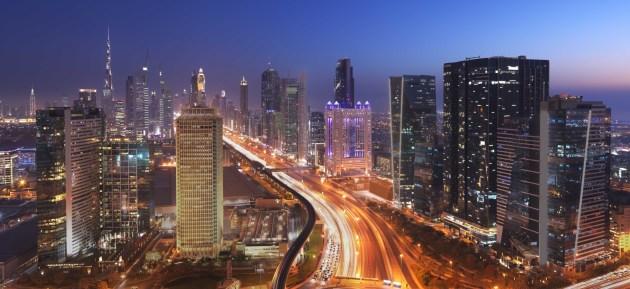 Fairmont Dubai Hotel thumb-2