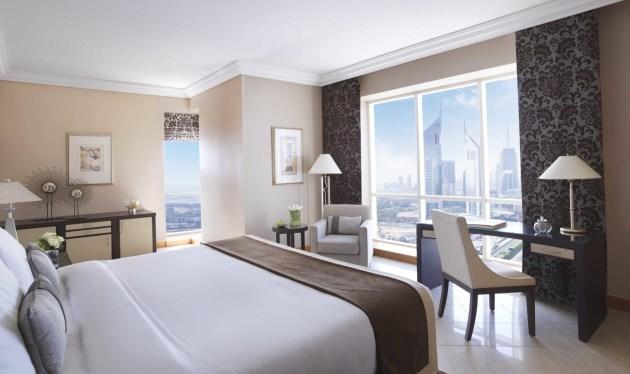 Fairmont Dubai Hotel thumb-3