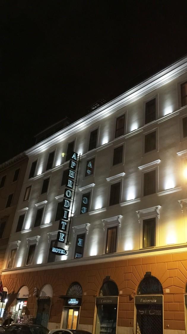 Hotel Aphrodite thumb-2