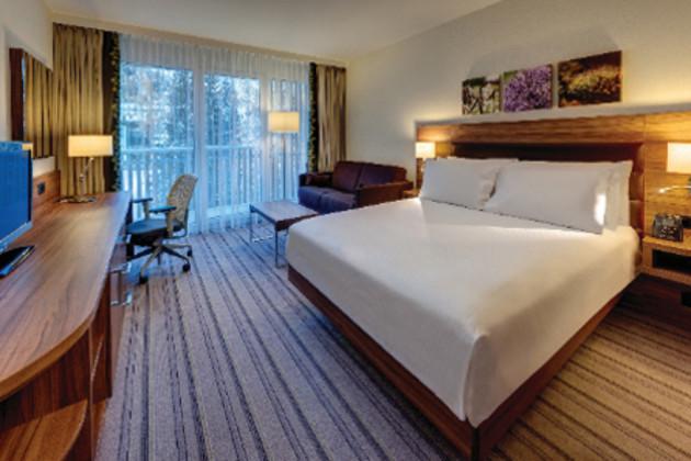 Hilton Garden Inn Izmir Bayrakli Hotel 1