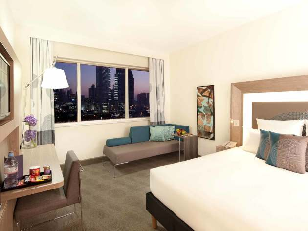 Novotel World Trade Centre Dubai Hotel thumb-4