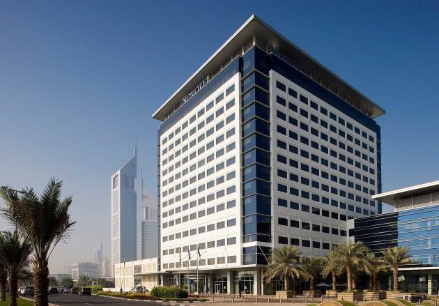 Novotel World Trade Centre Dubai Hotel 1