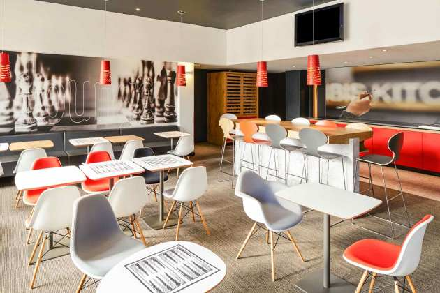 Hotel Ibis London Stratford thumb-2