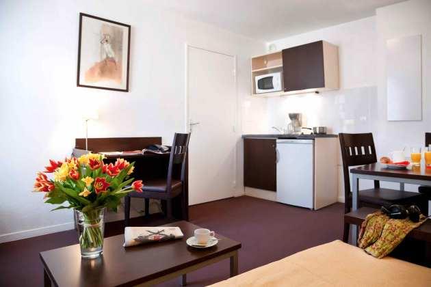 Hôtel Aparthotel Adagio Access Paris Saint Denis Pleyel 1