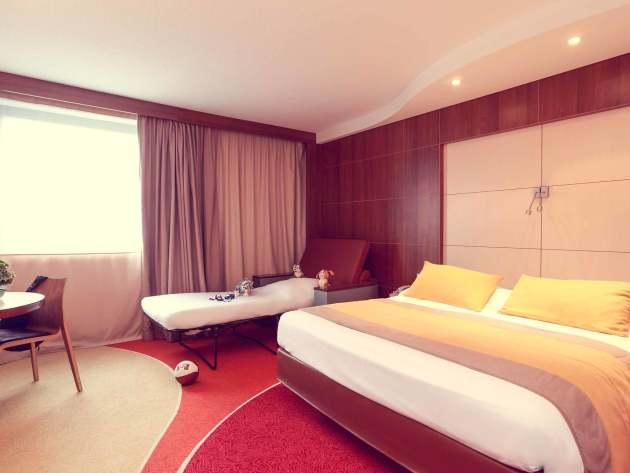 Hotel mercure toulouse compans caffarelli hotel toulouse for Hotels toulouse centre