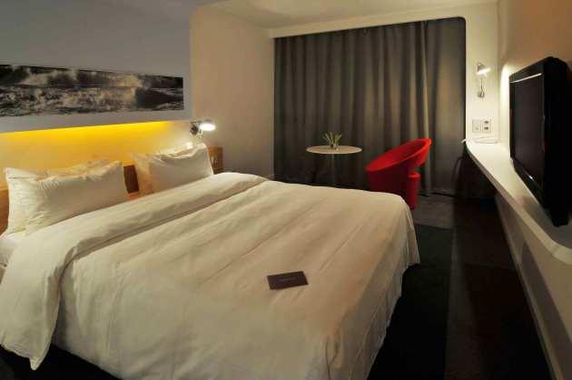 Hotel Mercure Nantes Gare Sud