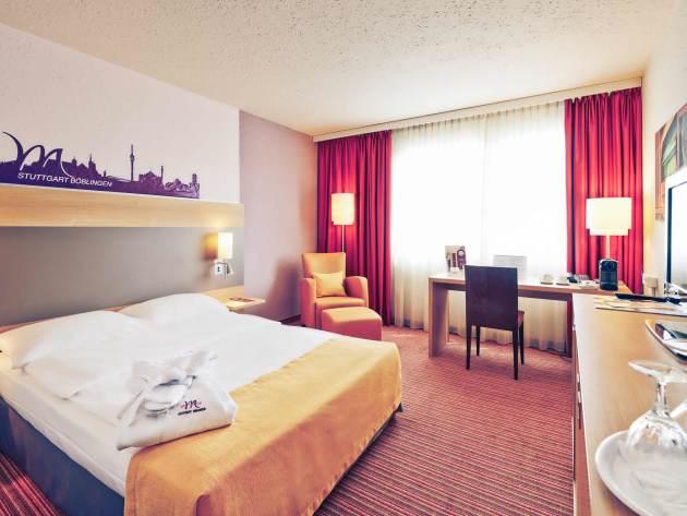 Hotel Mercure Hotel Stuttgart Boeblingen thumb-4