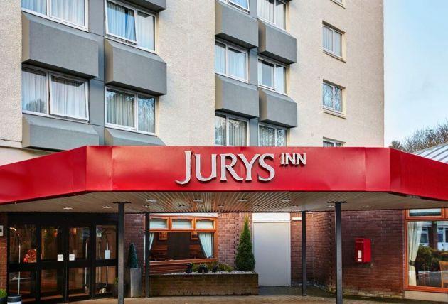 Jurys Inn Inverness Hotel 1