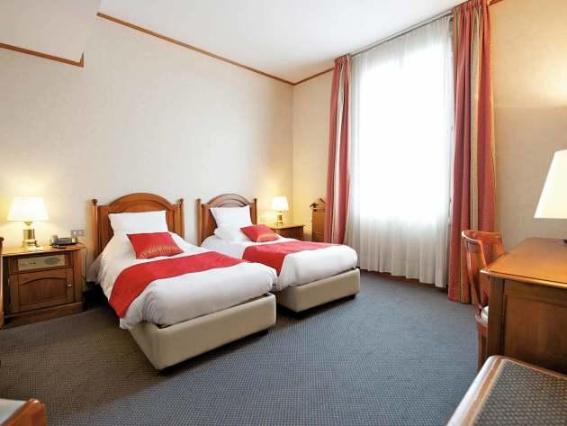 Hotel Mercure Bologna Centro 1