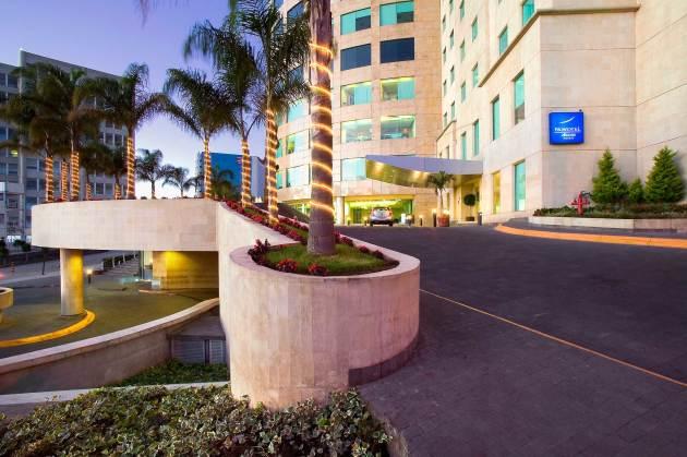 Hotel Novotel Mexico City Santa Fe thumb-4