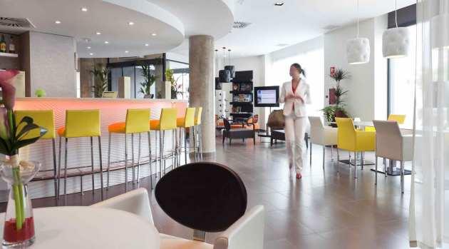 Hotel Novotel Suites Malaga Centro thumb-3