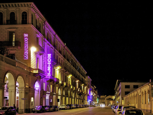 Mercure torino crystal palace hotel turin from 65 for Hotels turin