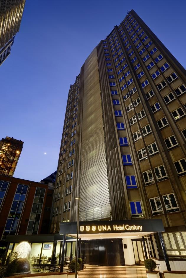Hotel Una Hotel Century thumb-2