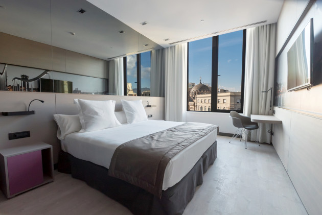 Negresco princess hotel barcelona from 128 for Designhotel nizza