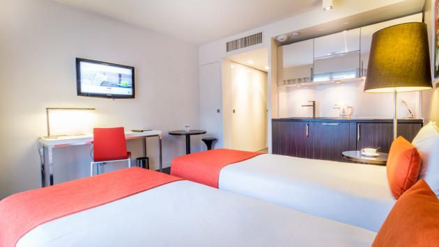 Appart 39 39 h tel hipark nice nice partir de 62 for Nice appart hotel