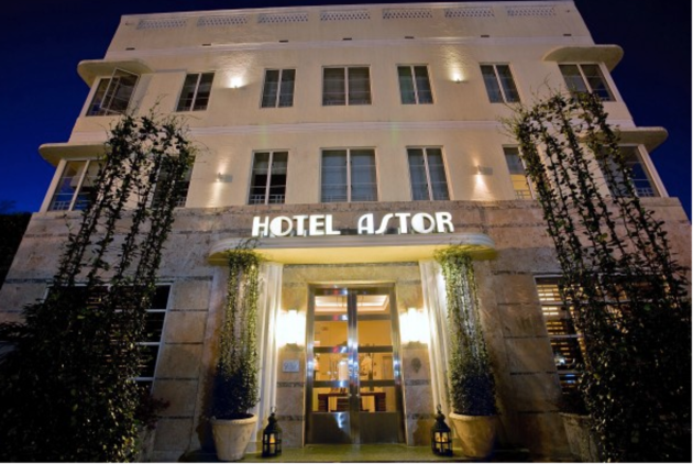 Hotel Astor Miami Beach Fl