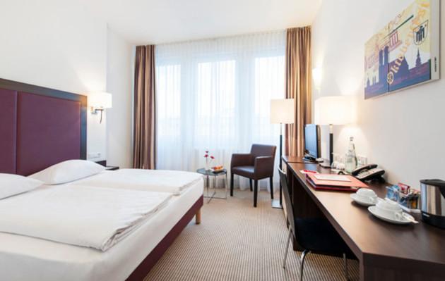 Hotel Azimut Hotel Munich City East thumb-3