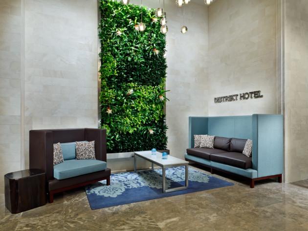 Hotel Distrikt Hotel - New York City thumb-4