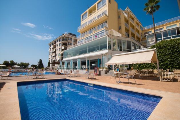 Hotel amic horizonte palma de mallorca city from 55 for Design hotel mallorca last minute